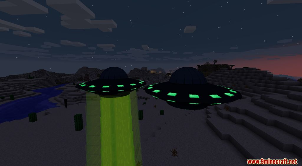 UFO Mod Screenshots 1