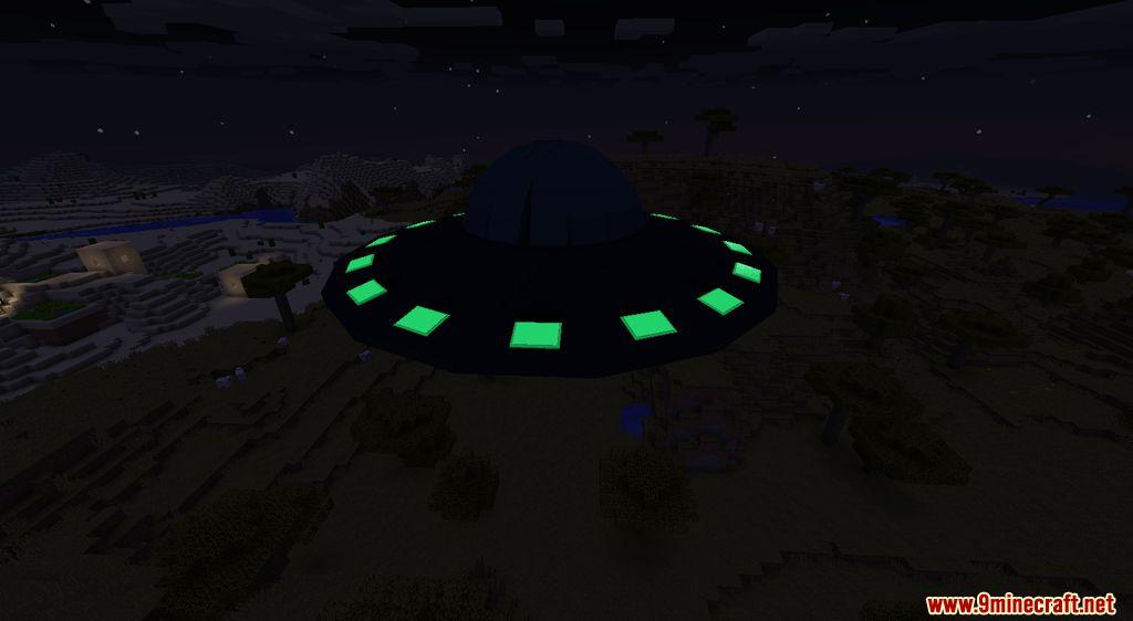 UFO Mod Screenshots 2
