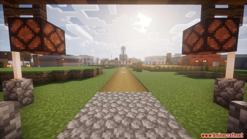 Unreality Map Screenshots (5)