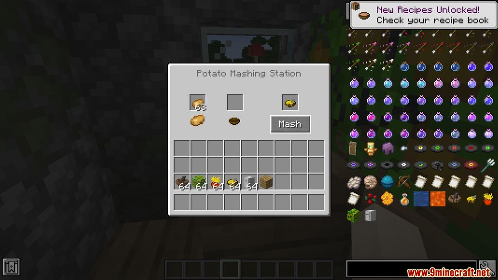 Useful Potatoes Mod Screenshots 3