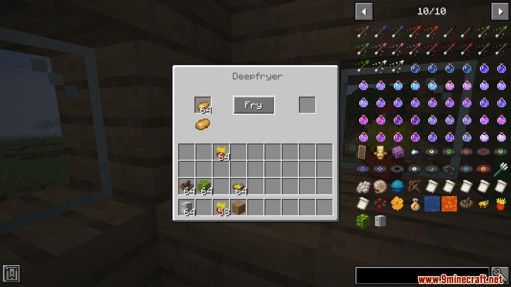 Useful Potatoes Mod Screenshots 5