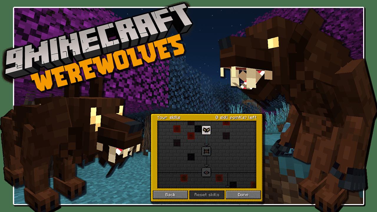 Werewolves Mod