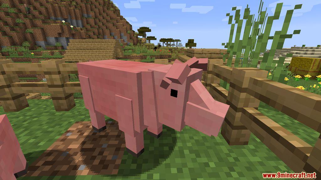 Wild Farm Mod Screenshots 5