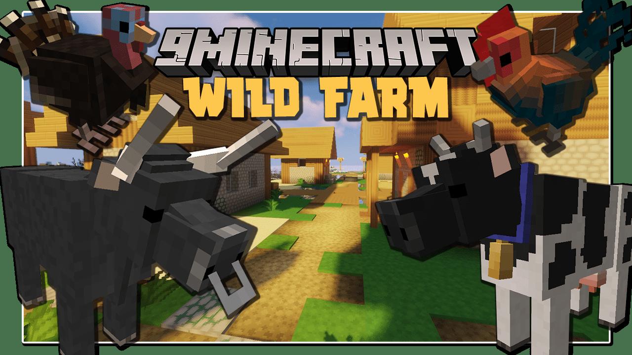 Wild Farm Mod