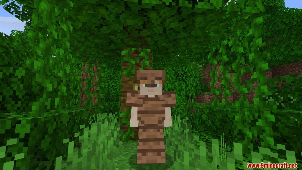Wooden Stone Armors Mod Screenshots 2