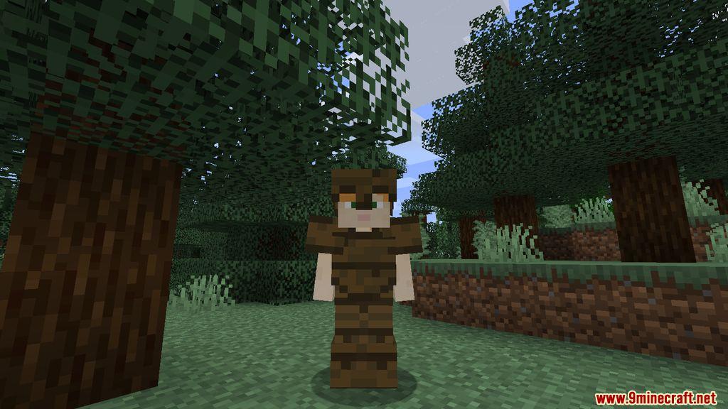 Wooden Stone Armors Mod Screenshots 3