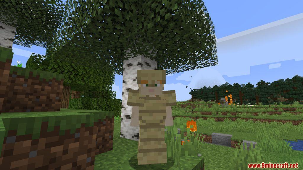 Wooden Stone Armors Mod Screenshots 4