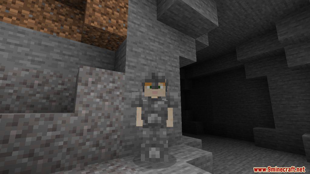 Wooden Stone Armors Mod Screenshots 5