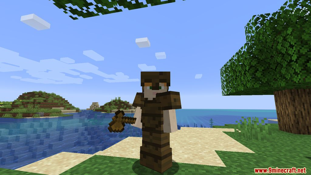 Wooden Stone Armors Mod Screenshots 7