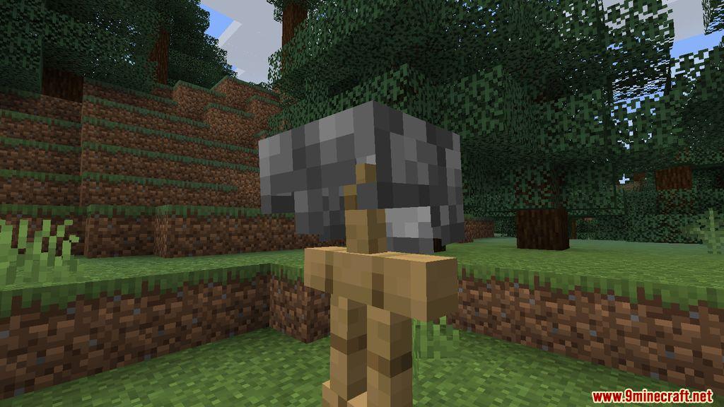 Wooden Stone Armors Mod Screenshots 8