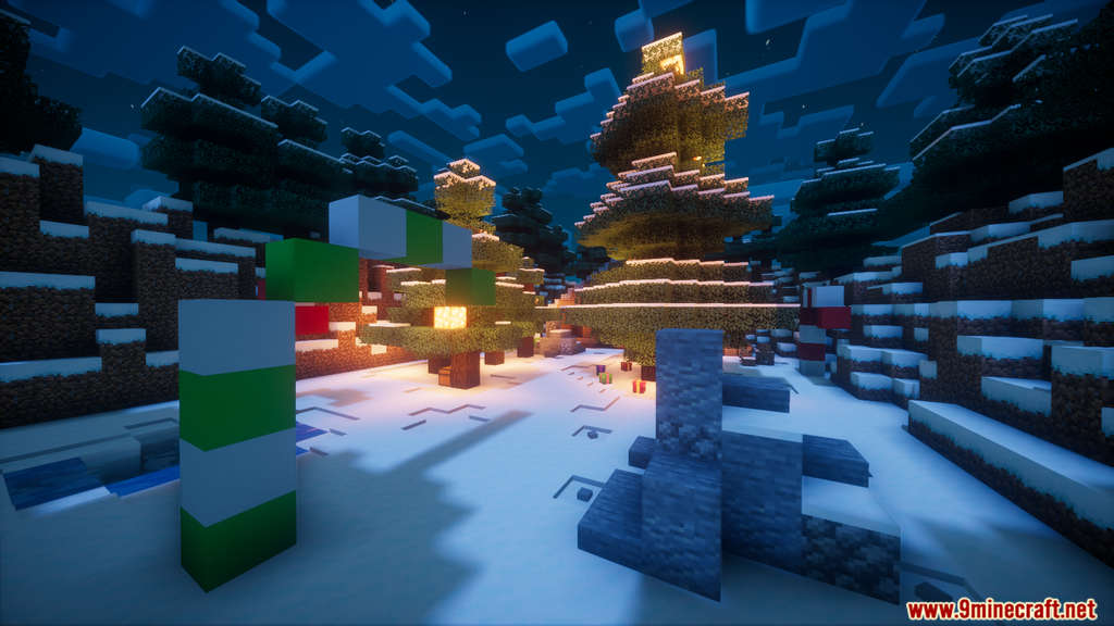 Xmas Spirit Map Screenshots (1)