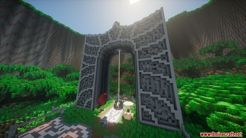 ChaosKraft 2 Lands of Legend Map Screenshots (4)