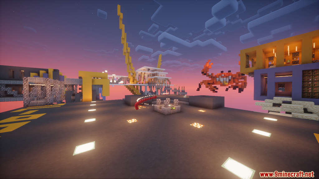 Explosion Arena Map Screenshots (7)
