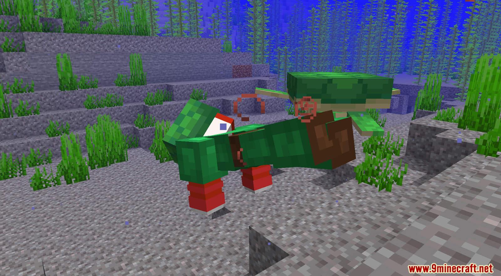 Full Turtle Armor Data Pack Screenshots (10)