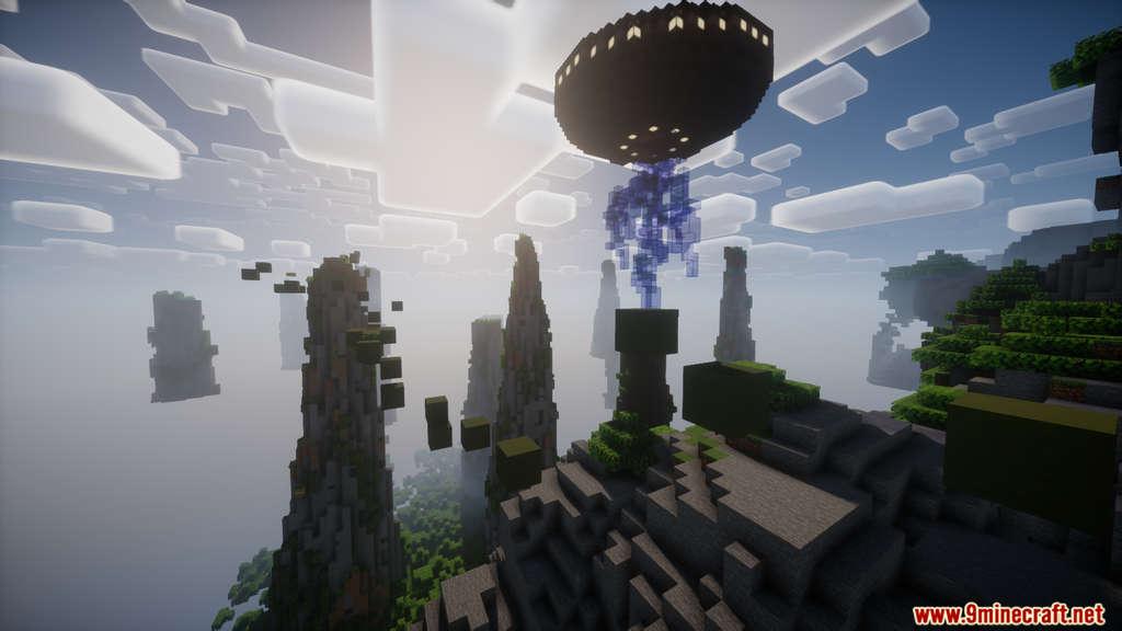Insane Alien Parkour! Map Screenshots (2)