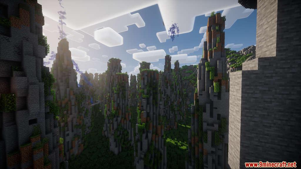 Insane Alien Parkour! Map Screenshots (3)