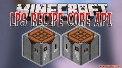 LPS Recipe Core API Data Pack Thumbnail