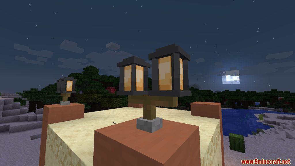Lights and Lamps Mod Screenshots 1