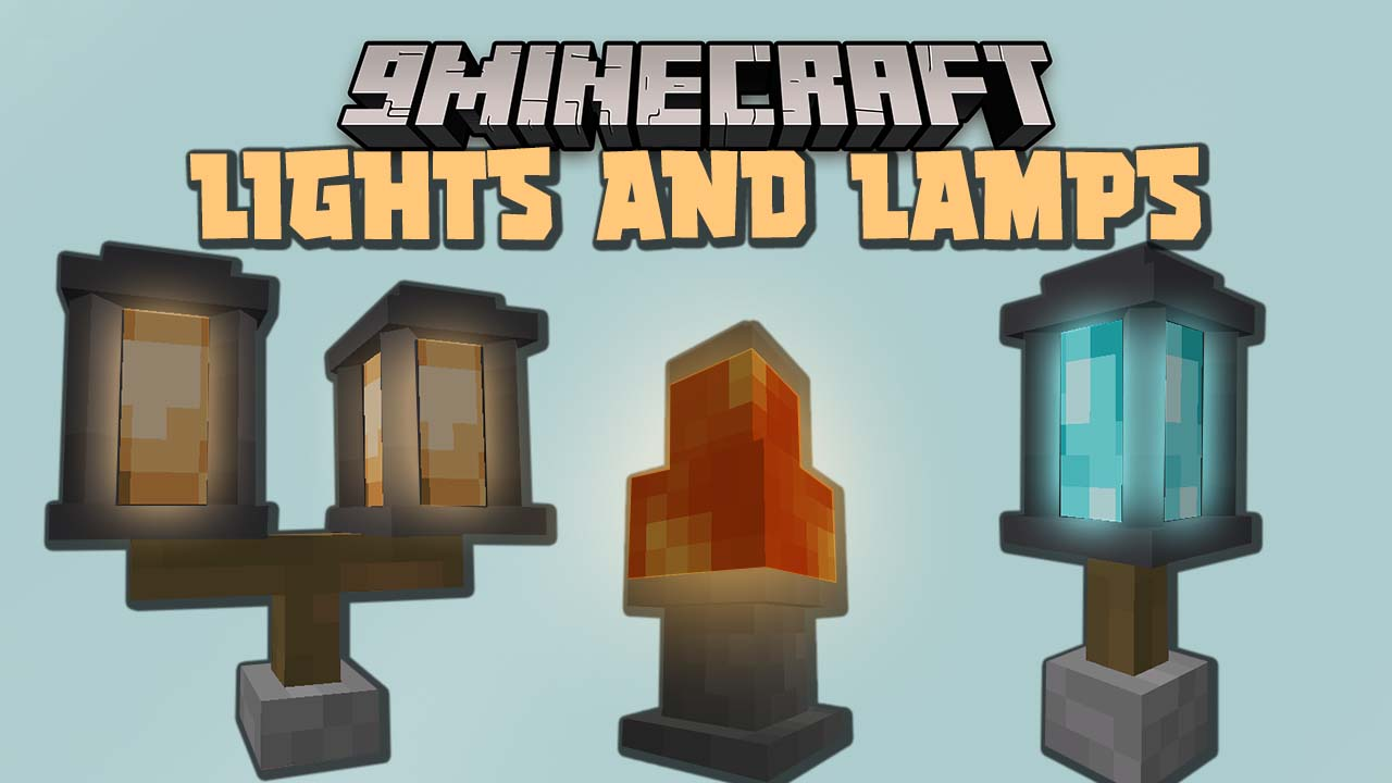 Lights and Lamps Mod