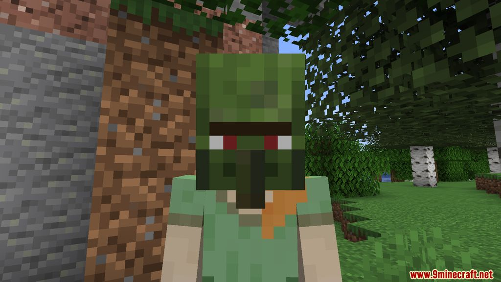 Masks Hats Mod Screenshots 1