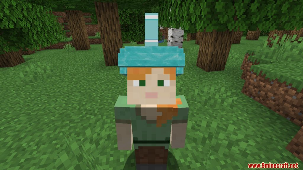 Masks Hats Mod Screenshots 10