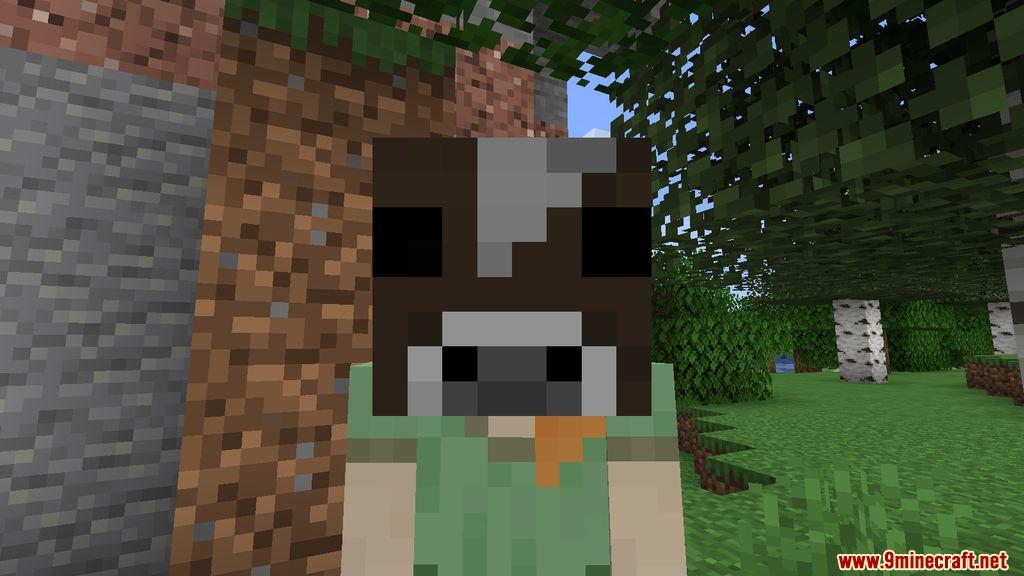 Masks Hats Mod Screenshots 3