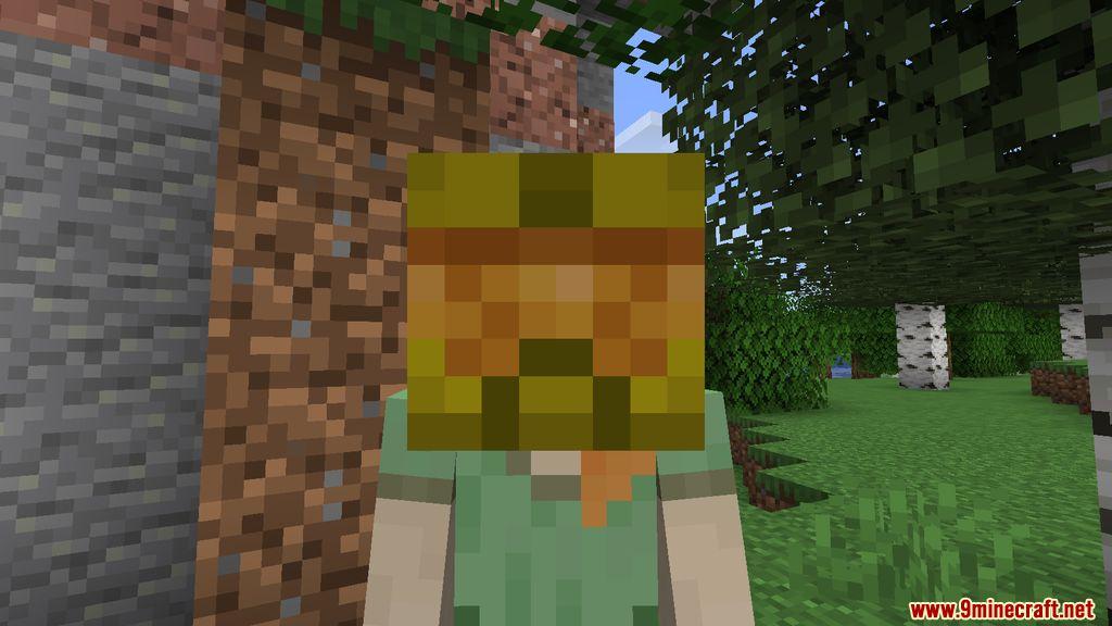 Masks Hats Mod Screenshots 8