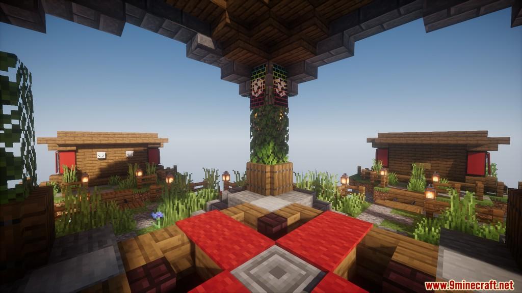 Minecraft Pyramid Parkour Map Screenshots (1)