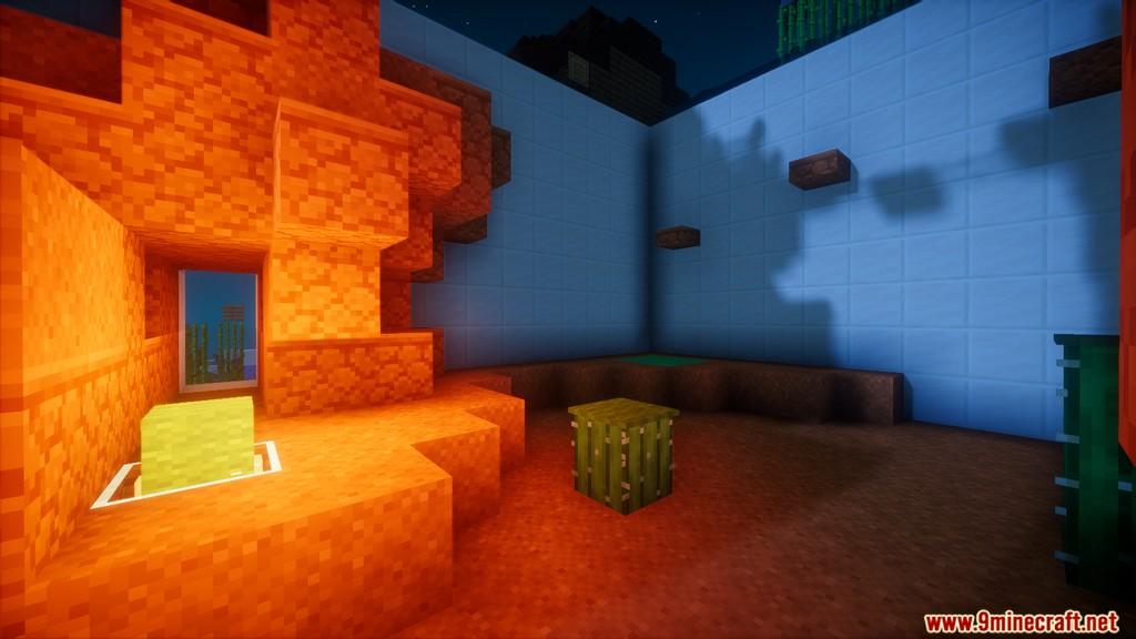 Minecraft Pyramid Parkour Map Screenshots (10)