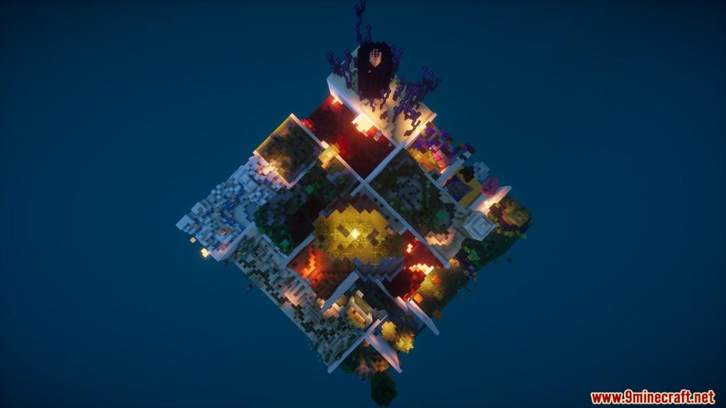 Minecraft Pyramid Parkour Map Screenshots (11)