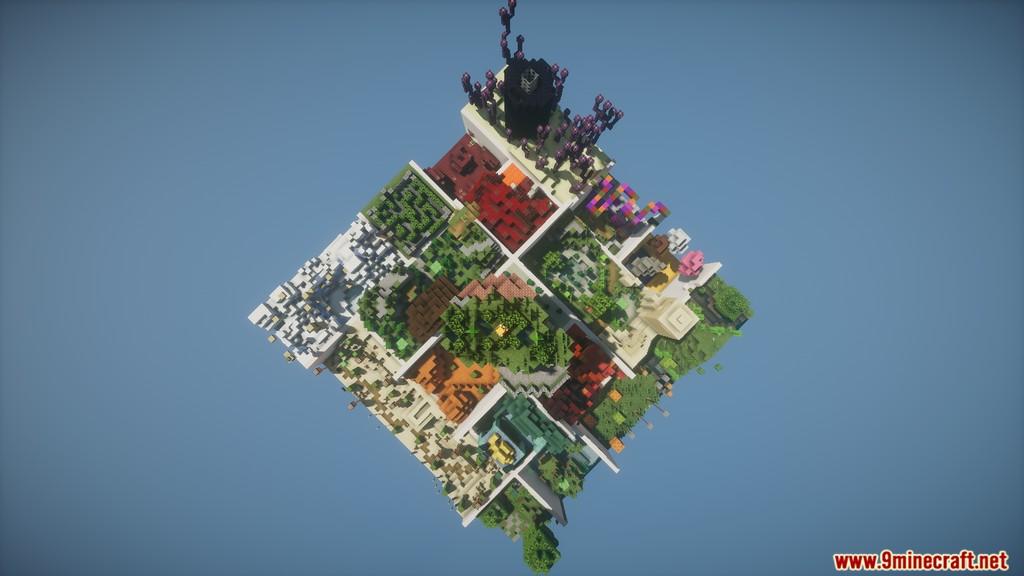 Minecraft Pyramid Parkour Map Screenshots (12)
