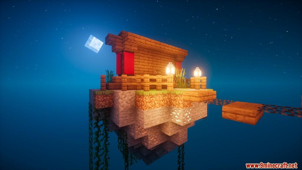 Minecraft Pyramid Parkour Map Screenshots (2)