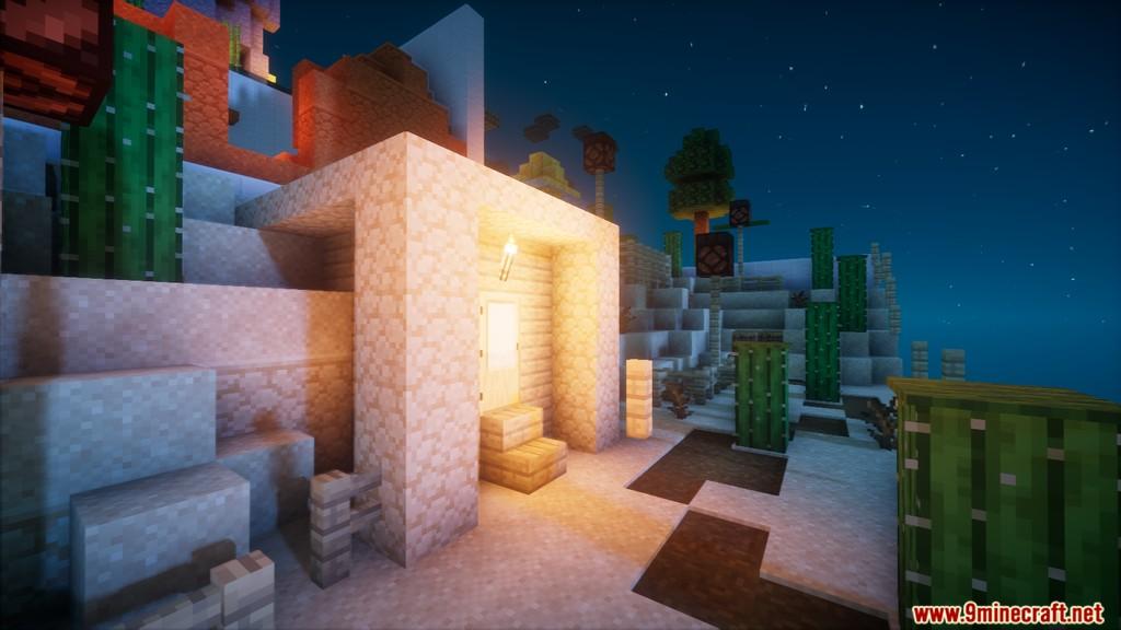 Minecraft Pyramid Parkour Map Screenshots (4)