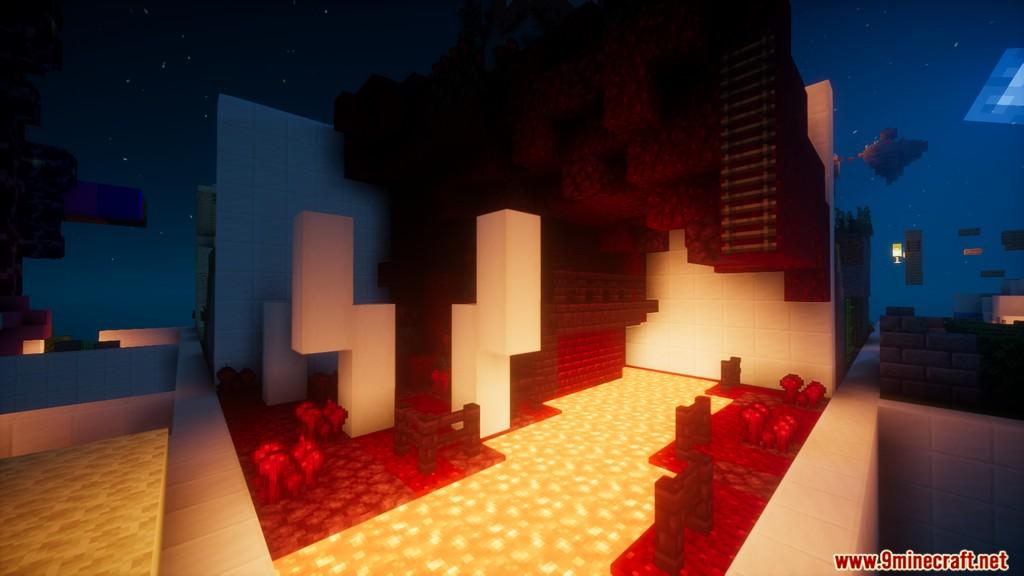 Minecraft Pyramid Parkour Map Screenshots (6)