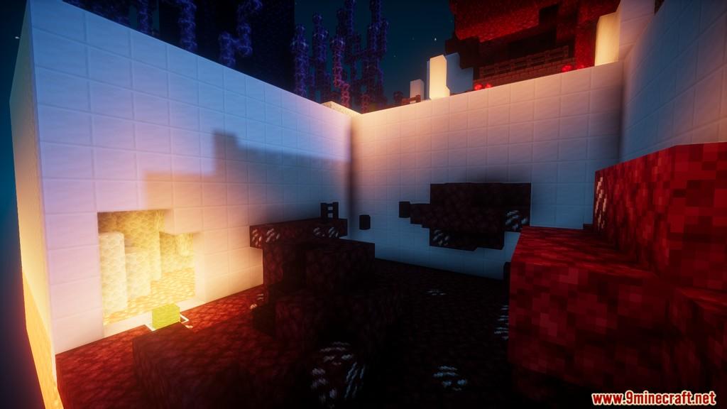 Minecraft Pyramid Parkour Map Screenshots (7)