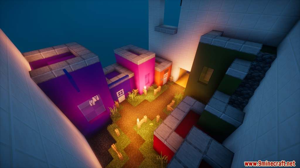 Minecraft Pyramid Parkour Map Screenshots (8)
