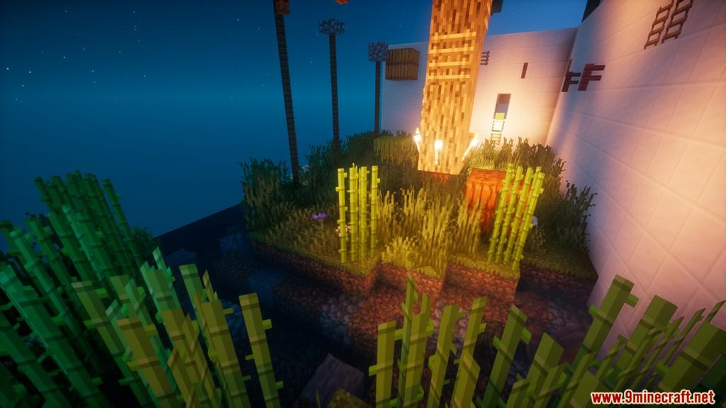 Minecraft Pyramid Parkour Map Screenshots (9)