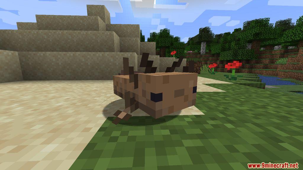 More Axolotls Mod Screenshots 3