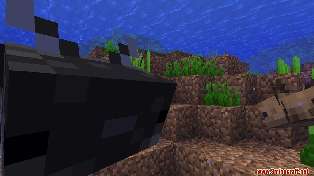 More Axolotls Mod Screenshots 5