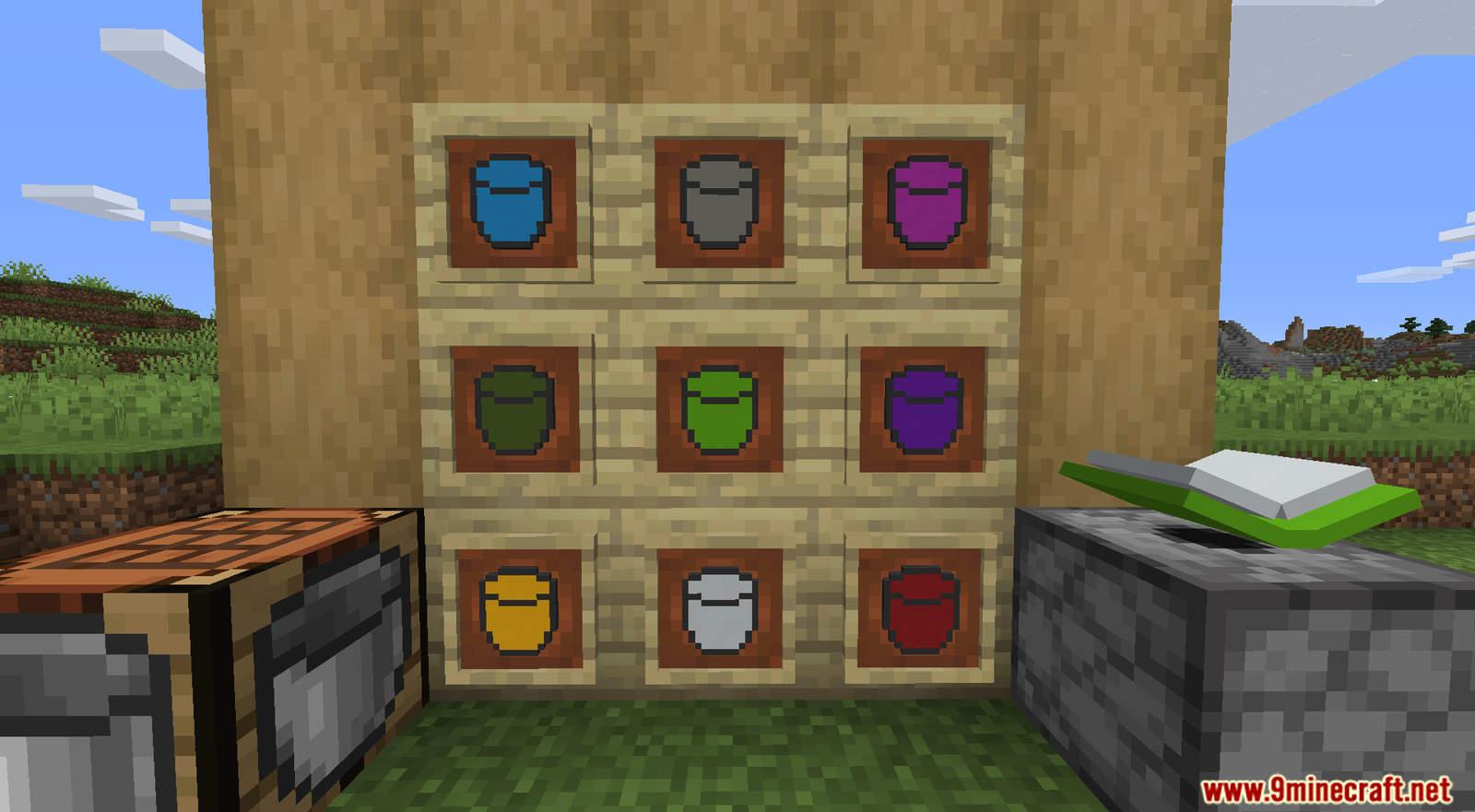 More Buckets Data Pack Screenshots (5)