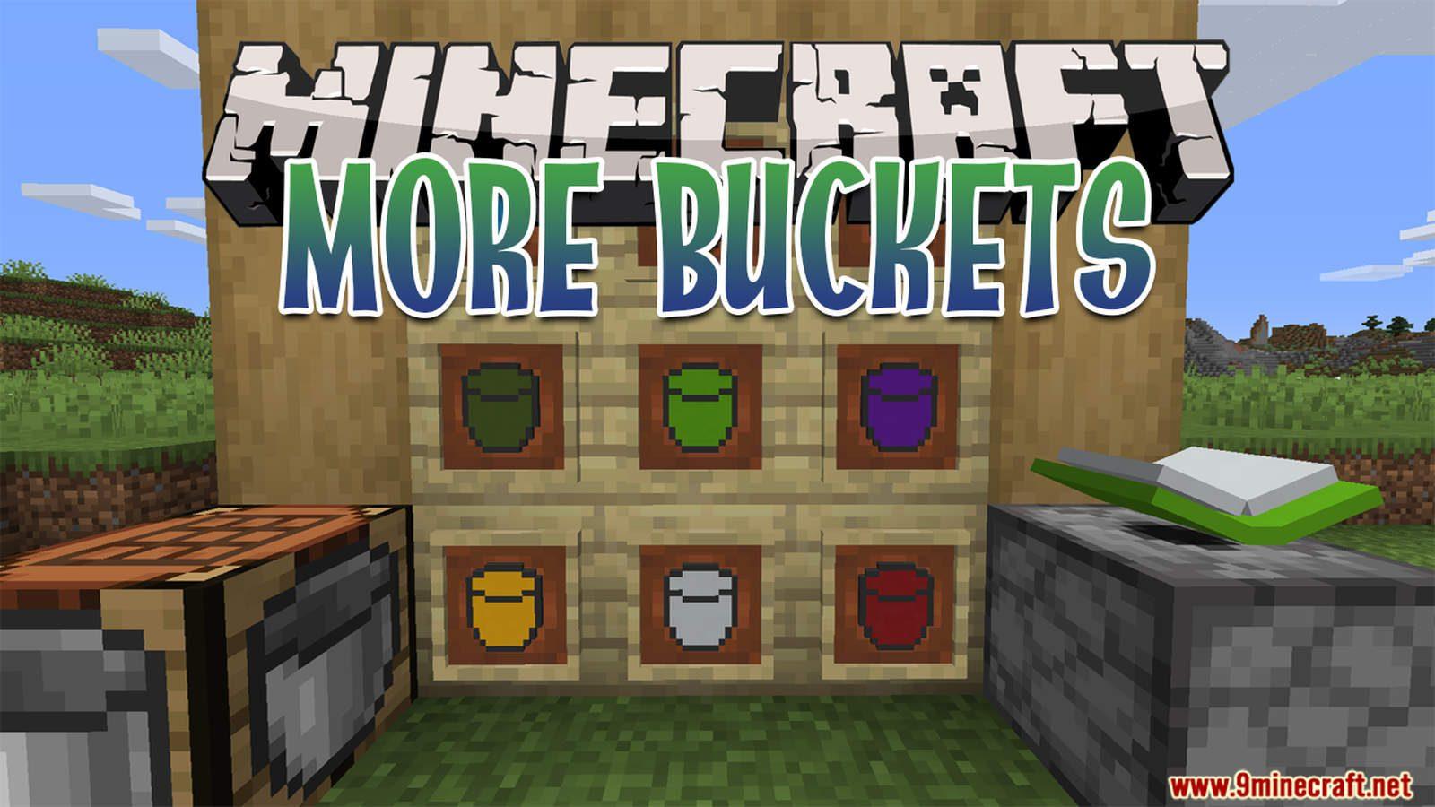 More Buckets Data Pack Thumbnail