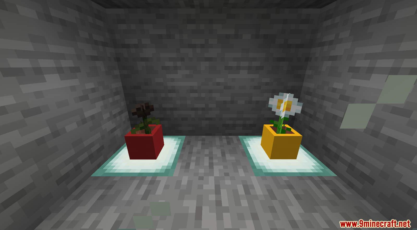 More Flower Pots Data Pack Screenshots (4)