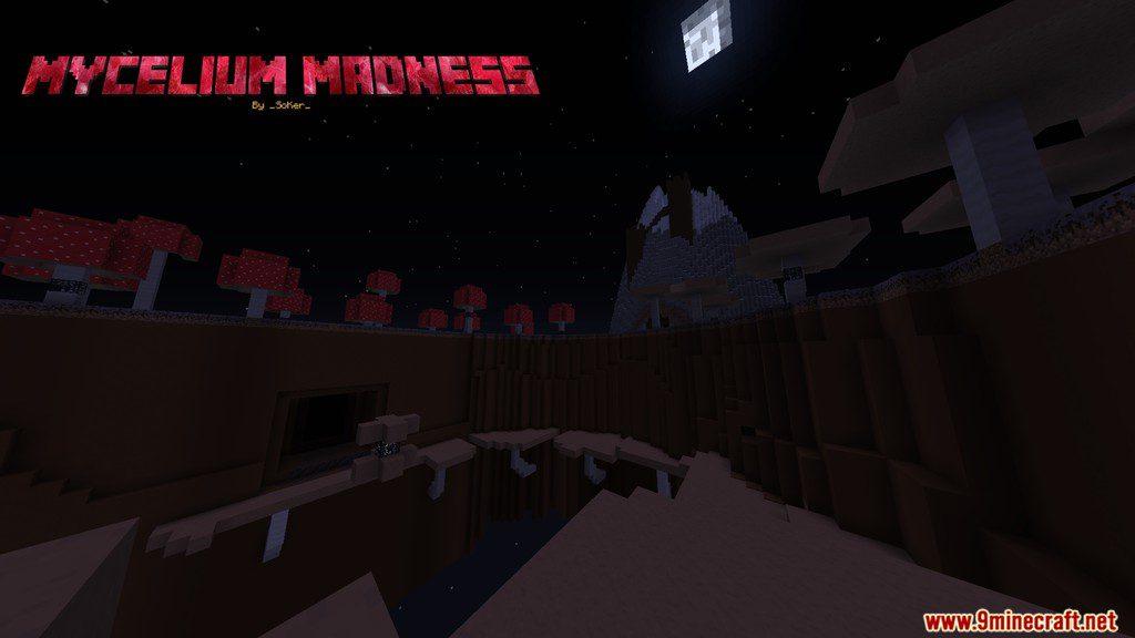 Mycelium Madness Map Thumbnail