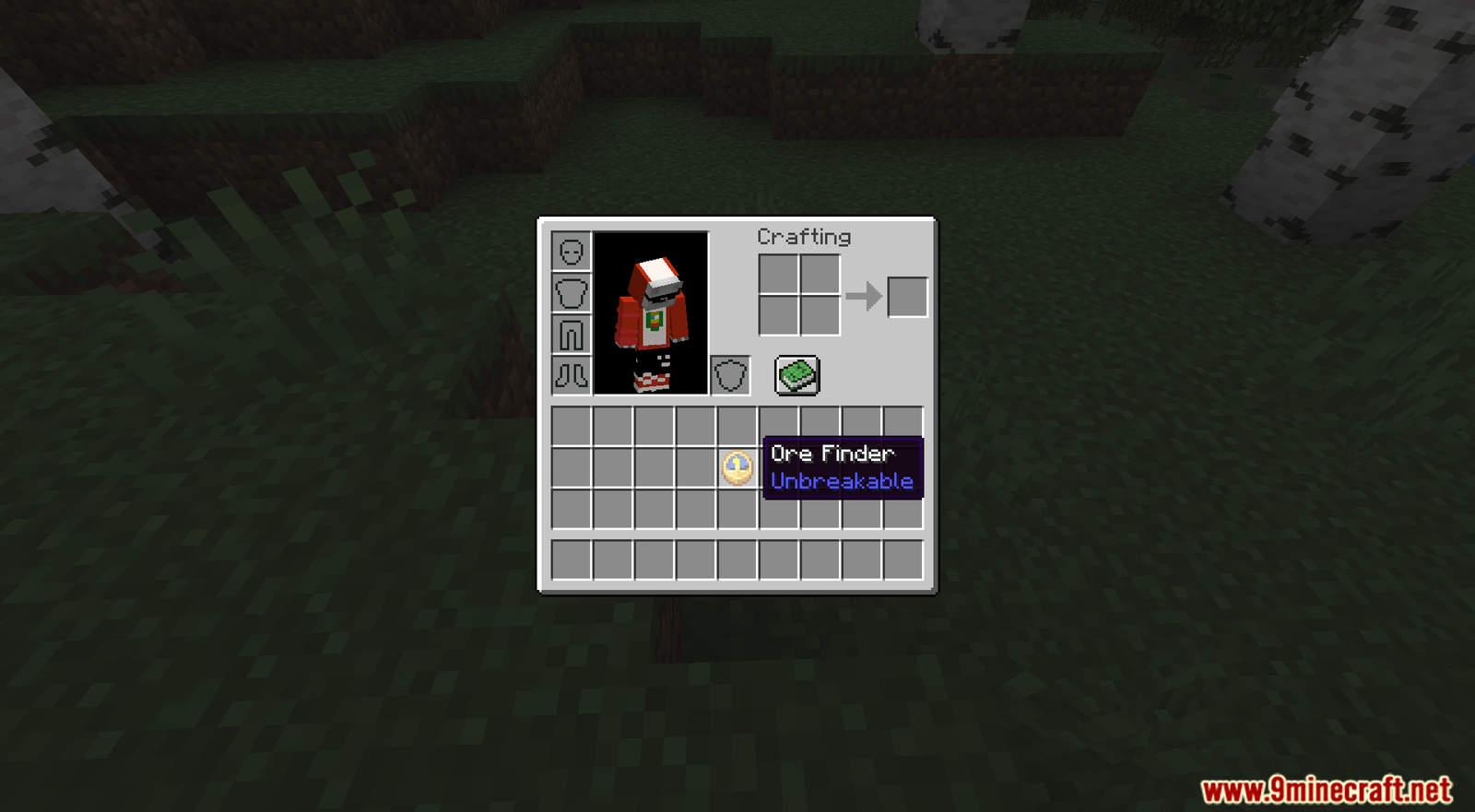 Ore Finder Data Pack Screenshots (4)