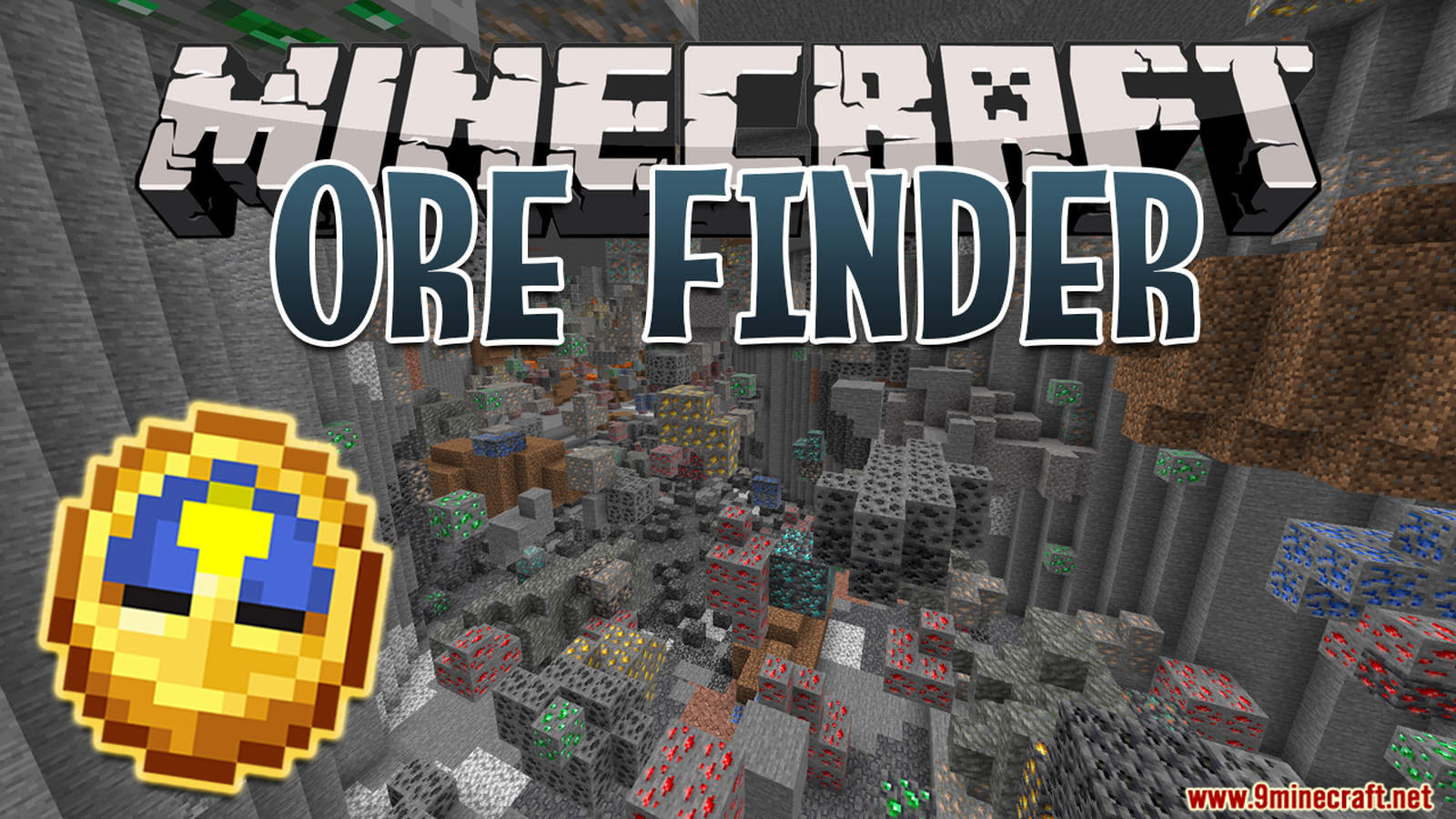 Ore Finder Data Pack Thumbnail