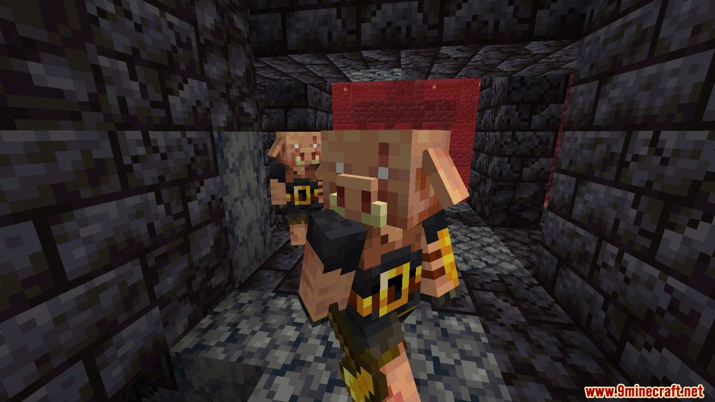 Piglin Expansion Mod Screenshots 6