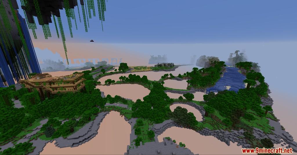 Scavanna's Sphere Map Screenshots (1)