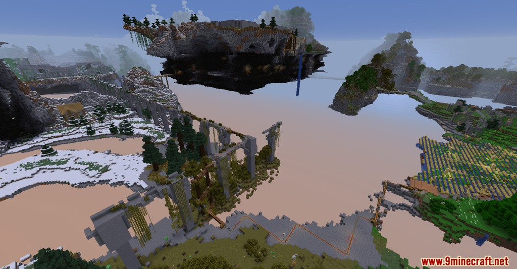 Scavanna's Sphere Map Screenshots (11)
