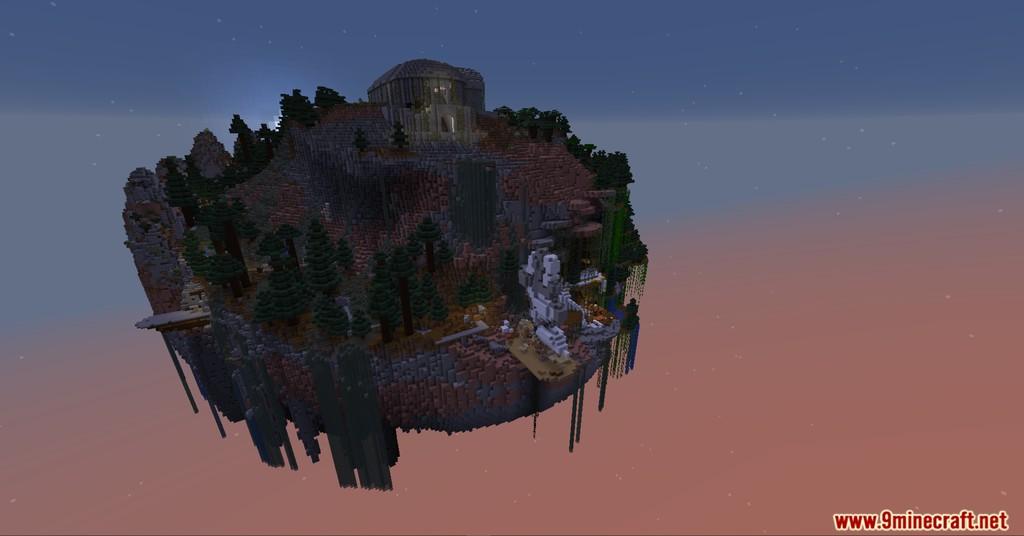 Scavanna's Sphere Map Screenshots (2)