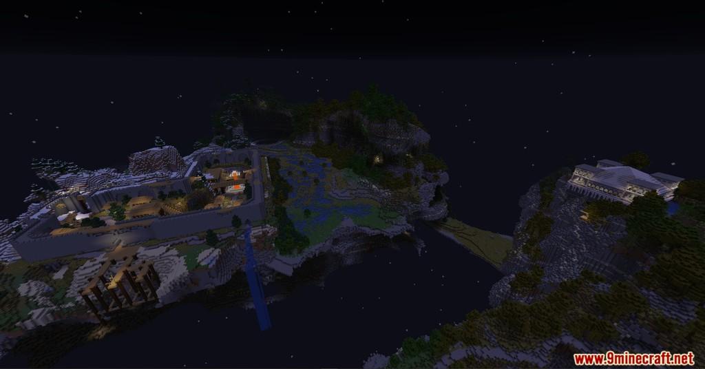 Scavanna's Sphere Map Screenshots (3)